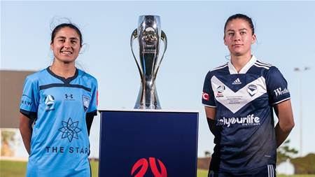 Sydney, Victory ready for W-League Grand Final