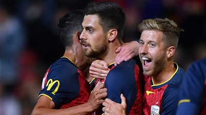 'We could've won it...' - Adelaide, Wanderers share points
