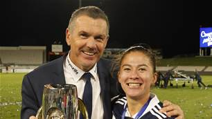 W-League Coach of the Year seals Melbourne Victory future