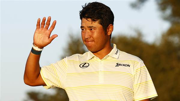 Magical Matsuyama makes Masters history for Asia