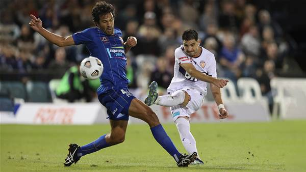 'Tonight we learnt how to not lose' - Jets v Glory Coffs up a draw