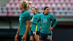 'Change thinking and improve game sense,' encourages Matildas legend