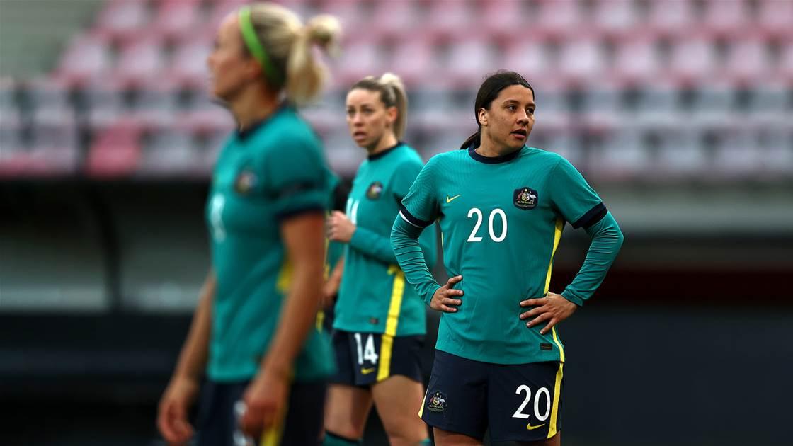 'Change thinking and improve game sense,' encourages Matildas legend