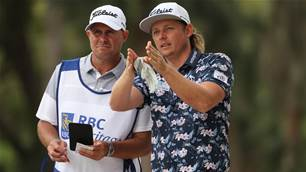 Smith fires career-low 62 to lead RBC Heritage