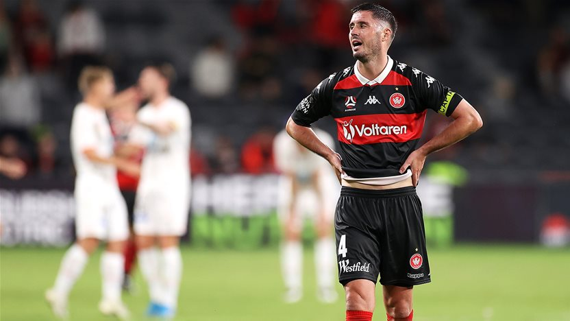 'We've got a bit of a bad mix' - WSW struggle to put it all together
