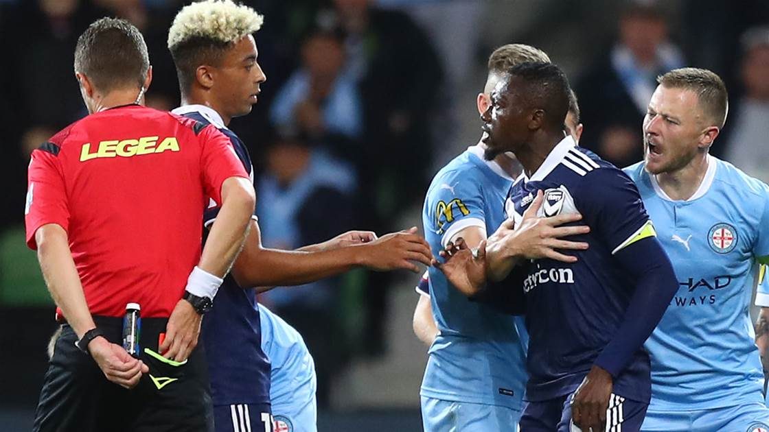 Victory's Traore facing long ban