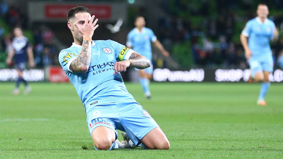 City focused on Glory, not distractions