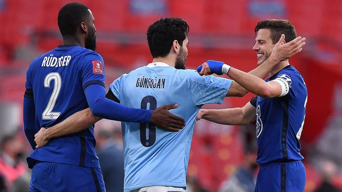 'Very, very happy' Chelsea bury Man City's quadruple dream