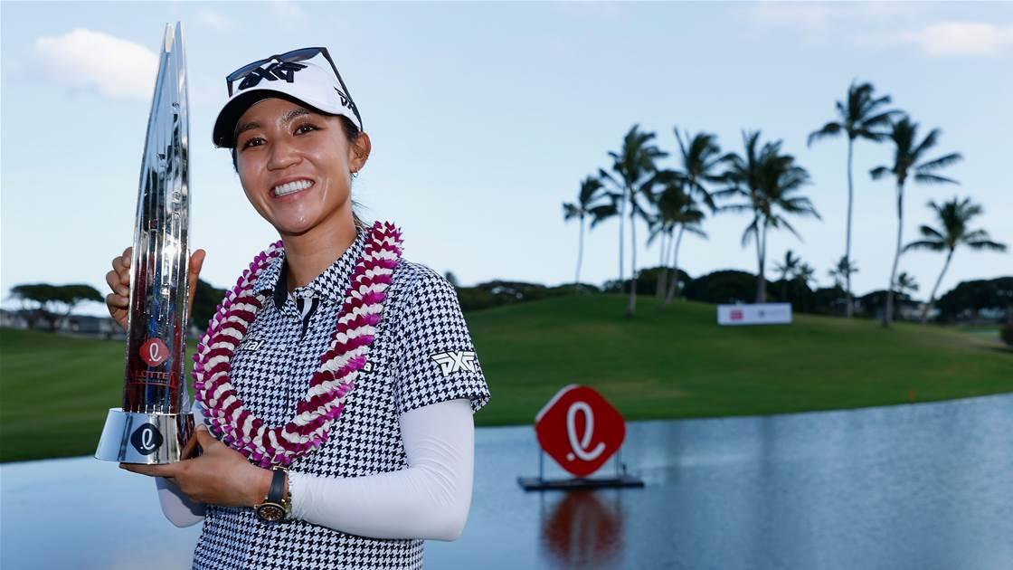 LPGA Tour: Kiwi Ko dazzles with seven-shot win