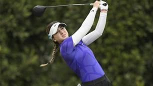 Lucky break for Ruffels in Women's PGA