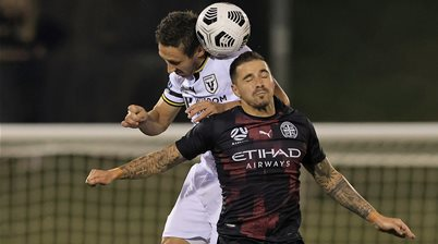 'It's a basic error' - City stumble in draw with Bulls
