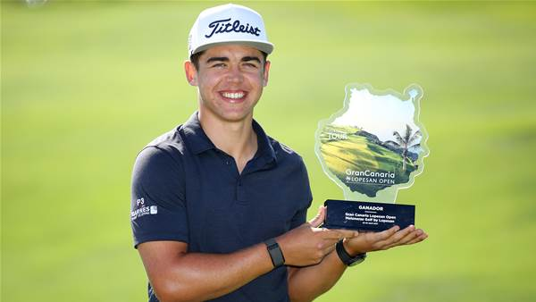 South African Higgo claims Gran Canaria Lopesan Open