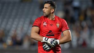 Goalkeeper Young seeking Roar exit