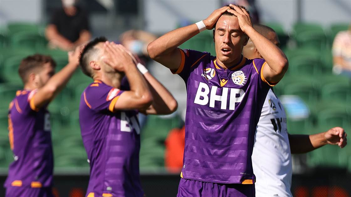'Good signs going home...' - Glory plot late charge towards finals