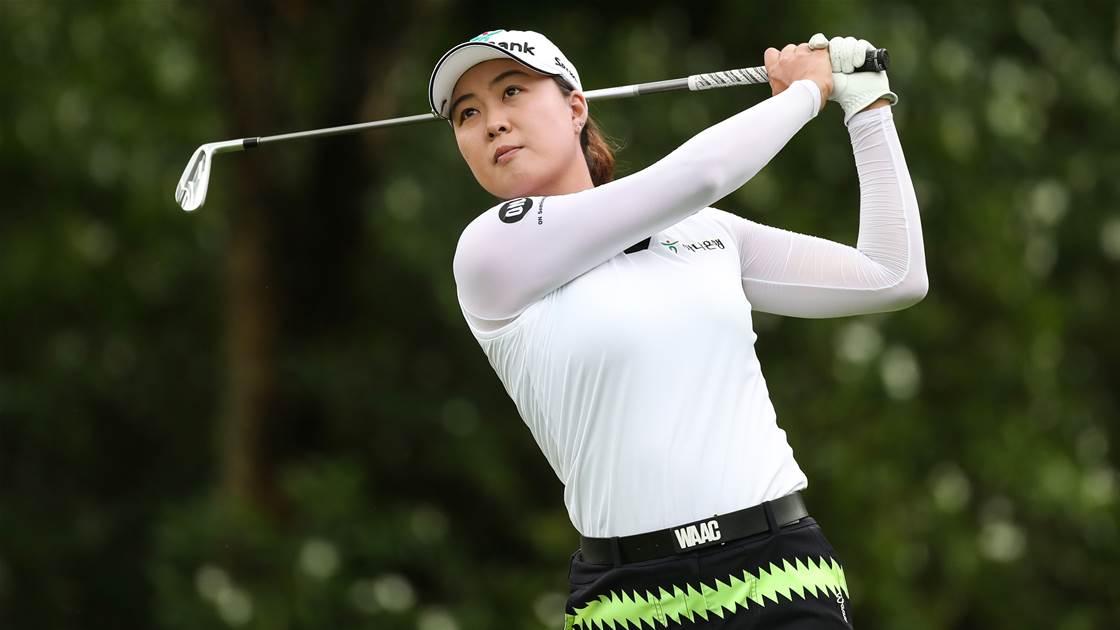 Minjee Lee primed for US Women's Open