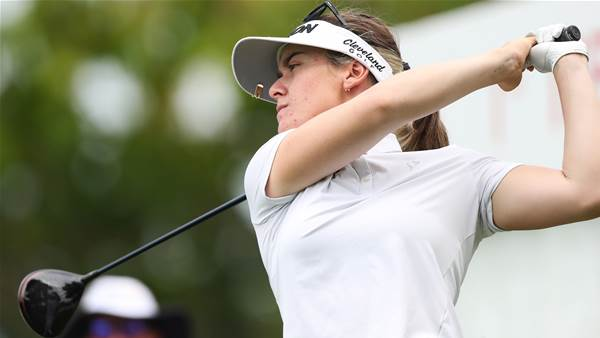Hannah Green ready for brutal US Open test