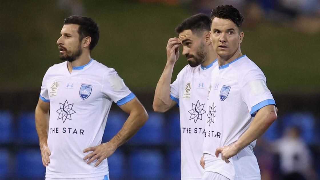 'We have to do a lot better' - Sydney must lift for top two finish: Corica