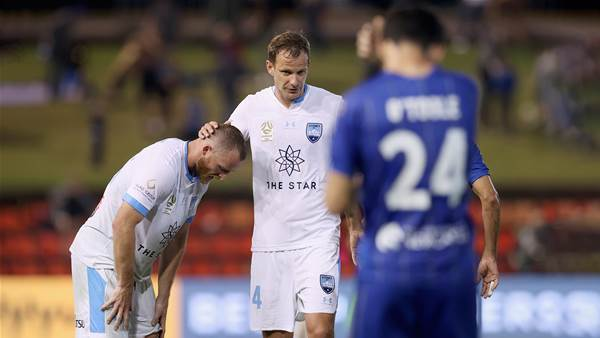 'VAR got it wrong, it was very clear' - Corica rues Sydney draw