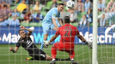 'I saw the handball, clear as day!' - City down Roar, go nine clear