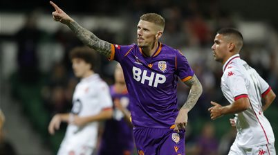 'Don't be scared!' - Keogh leaves WSW finals hopes on knife edge