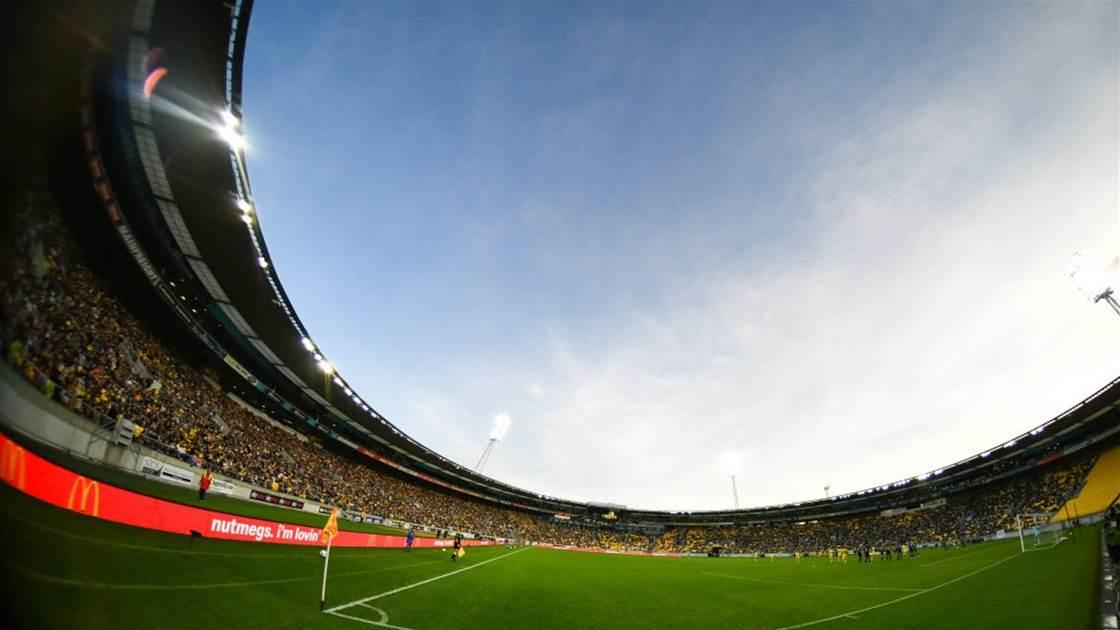 'Goosebumps': Record 24,000 Wellington fans could prove A-League difference