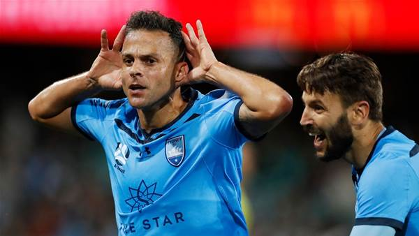A-League's Sydney re-sign two 36-year-olds as youth exits come back to bite them