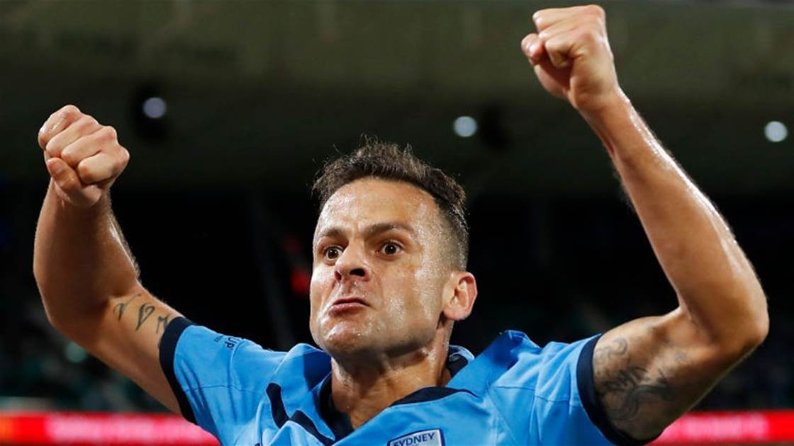 A-League Sydney Derby: 'No game should be played on a pitch like that'