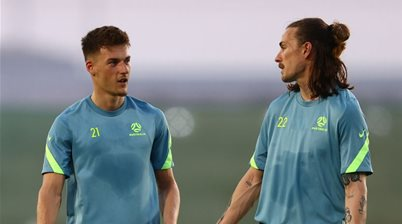 Hrustic on path to Socceroos starring role
