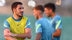 Leckie focused on Socceroos not Bundesliga future