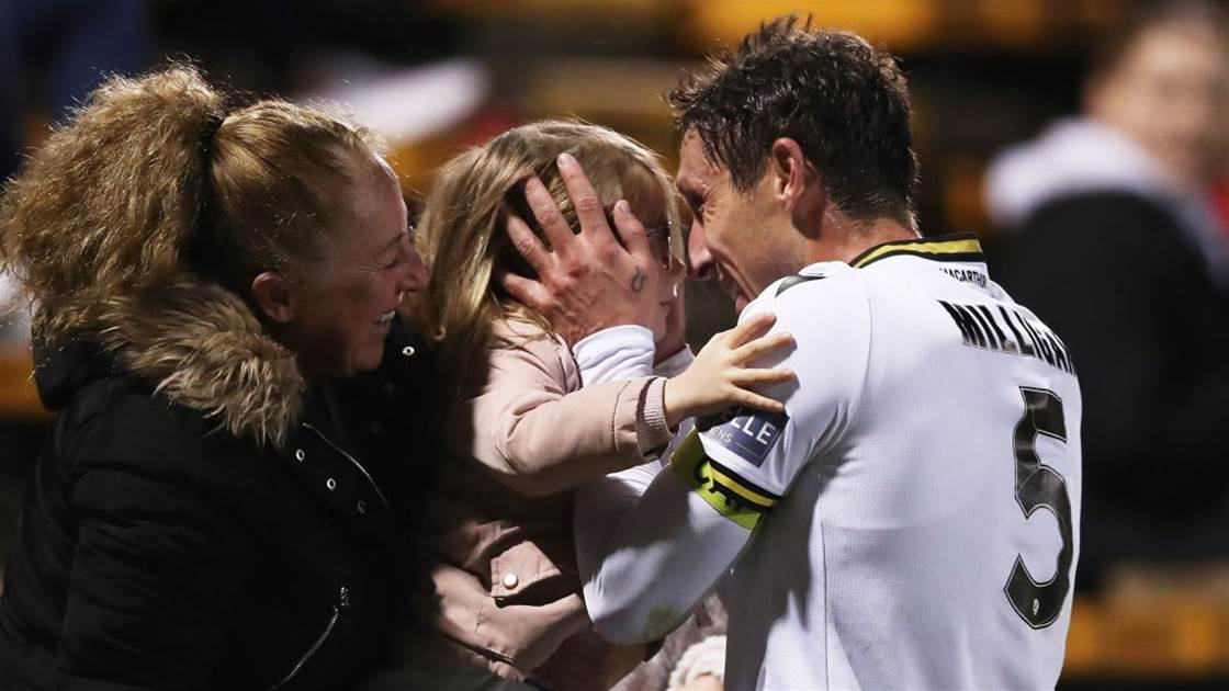 'It's so sad it ended for him the way it did': Socceroos, A-League legend farewelled