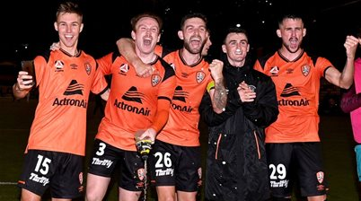 'That's what the club is all about': Brisbane secure A-League finals