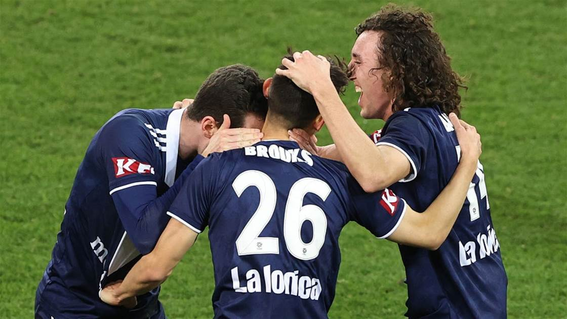 Victory re-sign two 'breakout' A-League youngsters