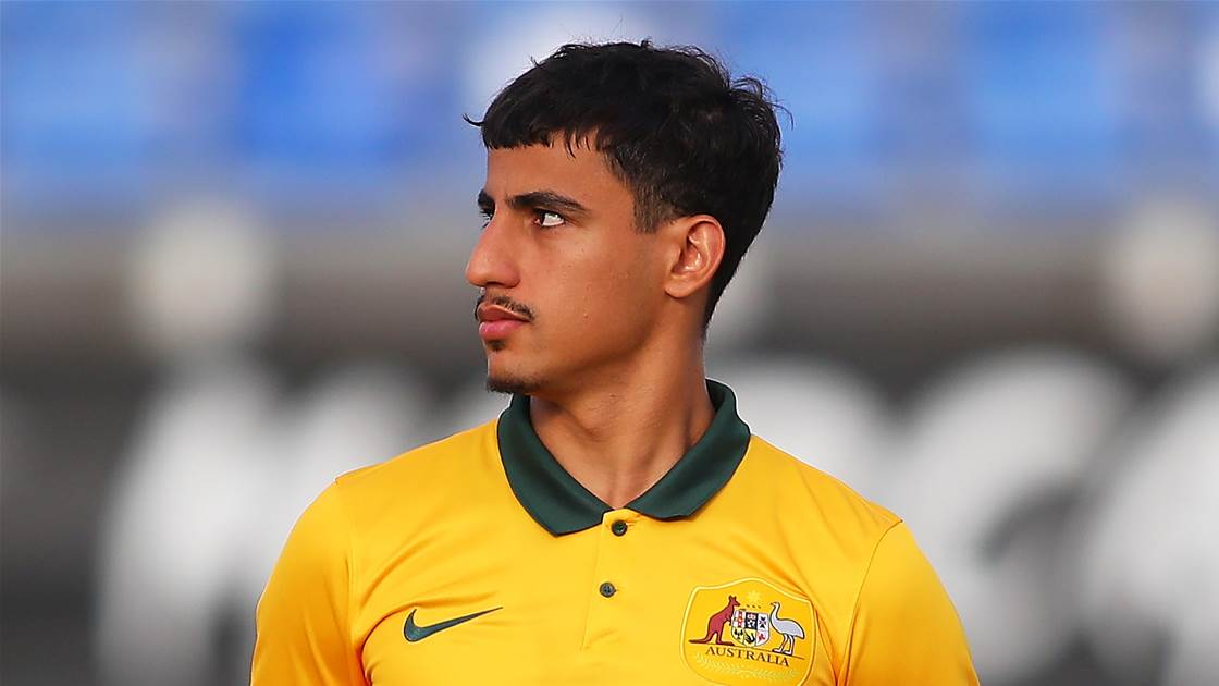 Socceroo Arzani's 'Group of Opportunity' to reignite his career