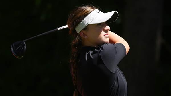 Ruffels fires at LPGA Meijer Classic
