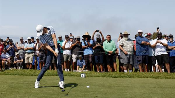 Round 3 tee times for key US Open groups