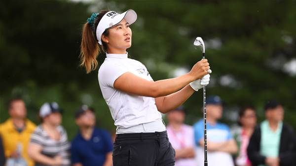 Su Oh an LPGA contender at Meijer Classic