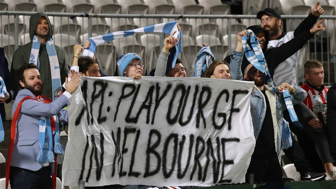 A-League Finals: The two weeks' biggest talking points