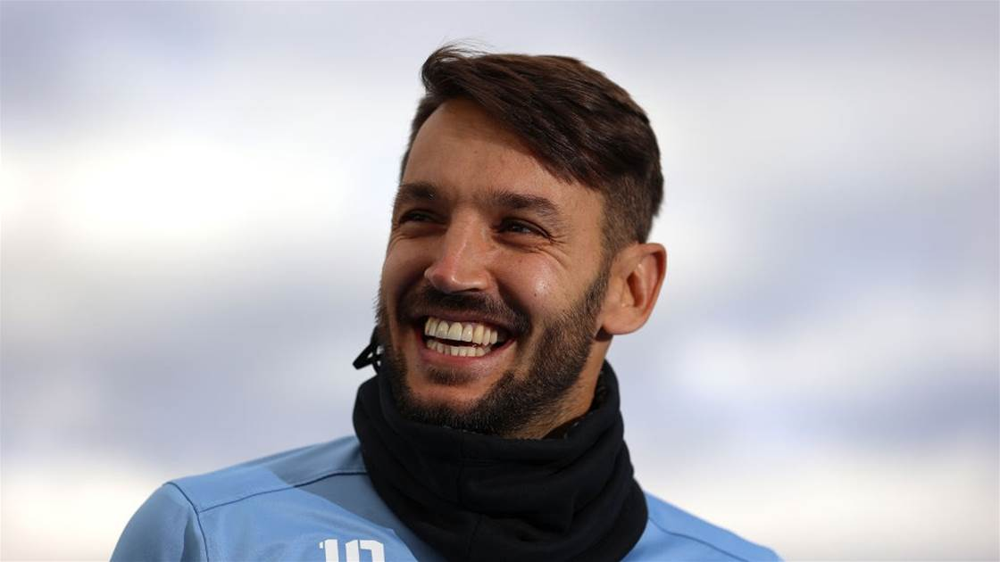 'Alright' Ninkovic in race against time for A-League Grand Final