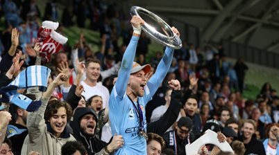 Atkinson should've missed the A-League Grand Final and Olympics. Now he's their bonafide star