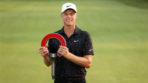 Aussie Davis grabs maiden PGA Tour title
