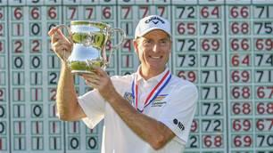 Furyk captures U.S Senior Open, Pampling 4th