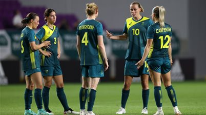 How worried should we be about winless Matildas?