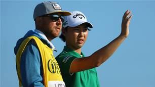 Triple bogey mars Aussie Lee's Open debut
