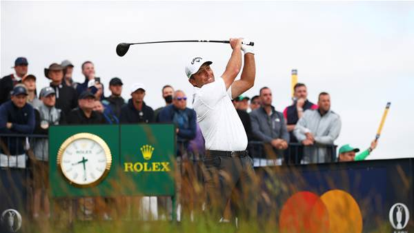 Molinari out of Games with injury