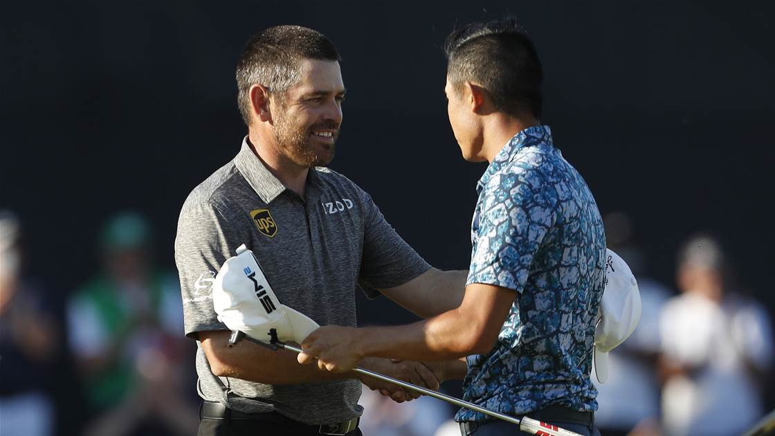 Oosthuizen moves on after Open frustration