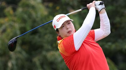 Feng not retiring just yet after missing a medal