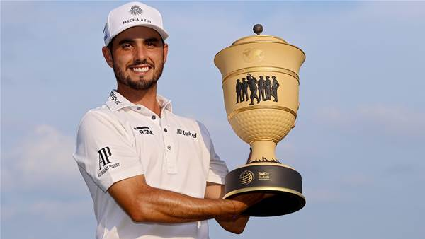 Smith blows it as Ancer secures WGC win