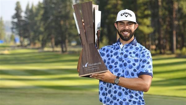 Van Rooyen claims maiden PGA Tour title