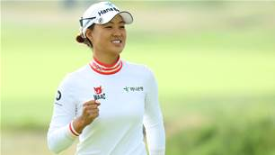 Minjee Lee charge falls just short at Open