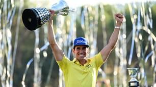 Cabrera Bello enjoys home Spanish Open win